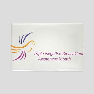 TNBC Awareness Month Magnets