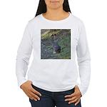Black Tailed Jackrabbit Women's Long Sleeve T-Shir