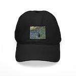 Black Tailed Jackrabbit Black Cap