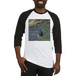 Black Tailed Jackrabbit Baseball Jersey