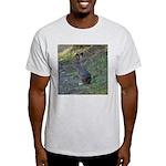Black Tailed Jackrabbit Light T-Shirt