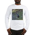 Black Tailed Jackrabbit Long Sleeve T-Shirt