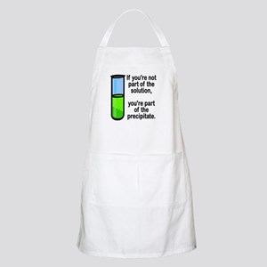 Part of the Solution... BBQ Apron