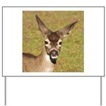 Young Doe Yard Sign
