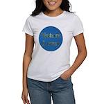 Nature Lover Sky Background Women's T-Shirt