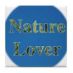 Nature Lover Sky Background Tile Coaster