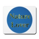 Nature Lover Sky Background Mousepad