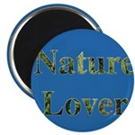 Nature Lover Sky Background Magnet