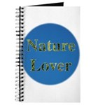 Nature Lover Sky Background Journal