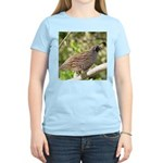 California Quail Women's Light T-Shirt