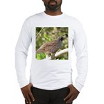 California Quail Long Sleeve T-Shirt