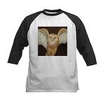 Barn Owl Kids Baseball Jersey