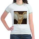 Barn Owl Jr. Ringer T-Shirt
