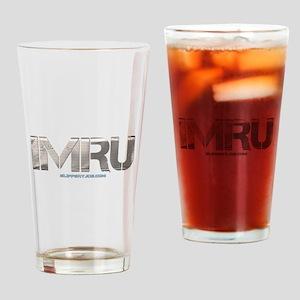 IMRU-1 Drinking Glass
