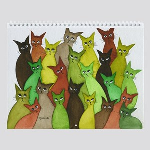 Lori Alexander Good Cat Wall Calendar