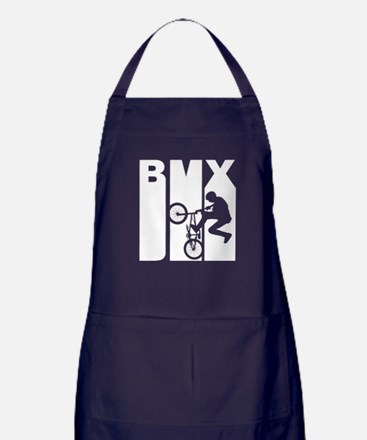 Retro BMX Apron (dark)
