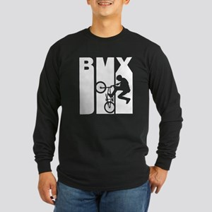 Retro BMX Long Sleeve T-Shirt