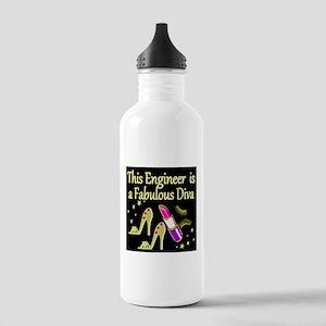 ENGINEER DIVA Stainless Water Bottle 1.0L