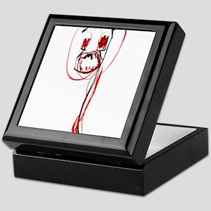 Loose Demon Keepsake Box