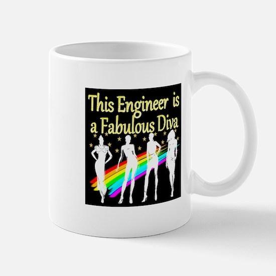 ENGINEER DIVA Mug