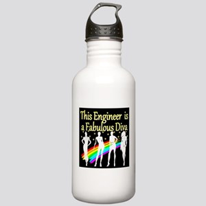 ENGINEER DIVA Stainless Water Bottle 1.0L