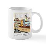 Coffee Cartoon 9391 Mug