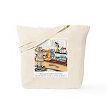 Coffee Cartoon 9391 Tote Bag