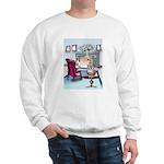Navy Cartoon 9384 Sweatshirt