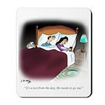 Dog Cartoon 9390 Mousepad