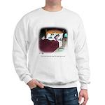 Dog Cartoon 9390 Sweatshirt