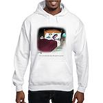 Dog Cartoon 9390 Hooded Sweatshirt