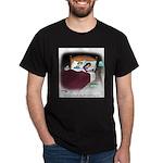 Dog Cartoon 9390 Dark T-Shirt