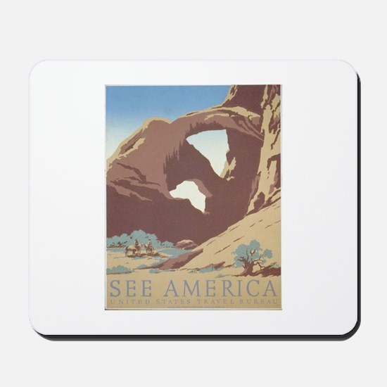 See America - Arches N.P. Mousepad