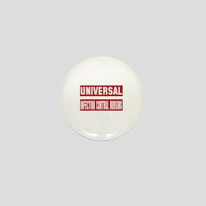 Universal Infection control nursing Mini Button