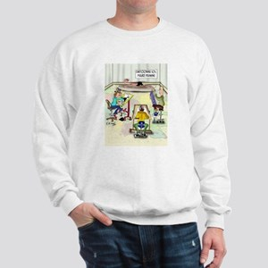 Artist Cartoon 9393 Sweatshirt