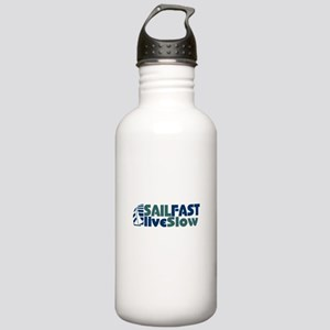 Sailors sailing Sail F Stainless Water Bottle 1.0L