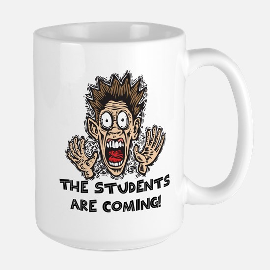 Funny Teacher Gifts Large Mug