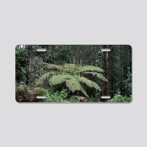 Dandenong Ranges Rainforest Aluminum License Plate