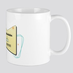 Instant Admissions Representative Mug