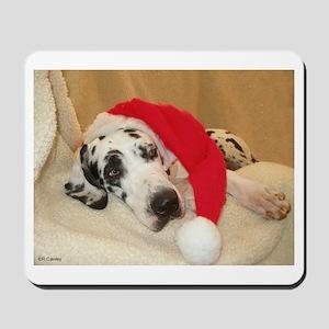NH Santa's Hat2 Mousepad