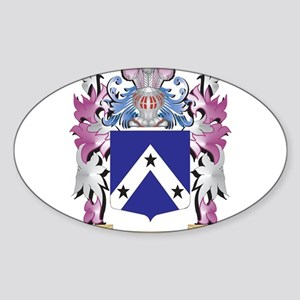 Robarts Coat of Arms - Family Crest Sticker