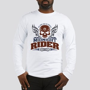 Midnight Rider Men's Long Sleeve T-Shirt