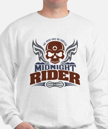Midnight Rider Men's Sweatshirt