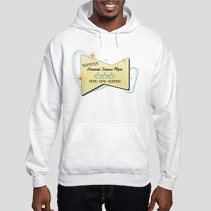 Instant Actuarial Sciences Major Hooded Sweatshirt