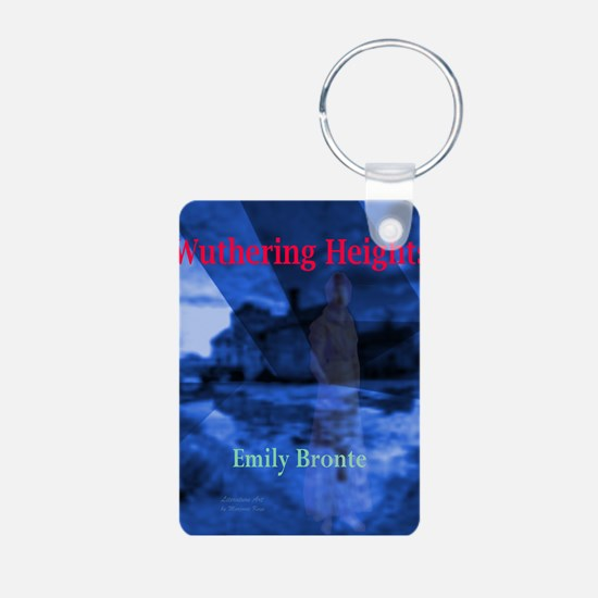 Wuthering Heights Aluminum Photo Keychain