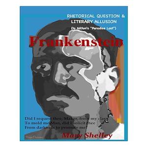 literary allusions in frankenstein
