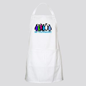 Be Different Penguins BBQ Apron