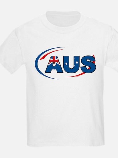Country Code Australia T-Shirt