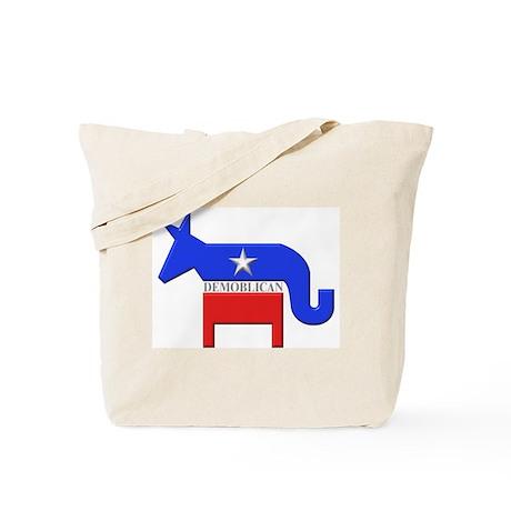 Demoblican Icon Tote Bag