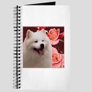 Rosy Samoyed Sammy Journal